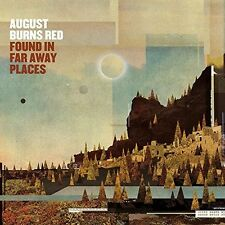 Found In Far Away Places - August Burns Red (2015, CD NIEUW) 714753021020