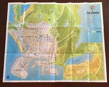 XBOX 360 PS3 ✔ GTA GRAND THEFT AUTO 5 V LOS SANTOS MAP ONLY ✔ SHIPS TODAY ✔