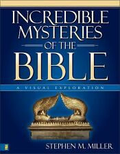 Incredible Mysteries of the Bible: A Visual Exploration (Zondervan Visual Refere