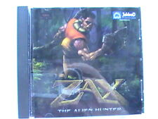 Zax The Alien Hunter (PC, 2001) Game Program Windows no manual Disc MINT
