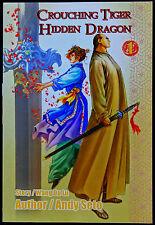 Crouching Tiger, Hidden Dragon #1 Vol. 1 by Wing Shing Ma and Wang Du Lu...