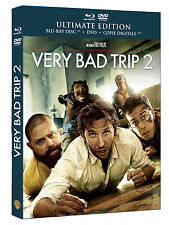 3481 // VERY BAD TRIP 2 ULTIMATE EDITIONDVD + BLU RAY + COPIE DIGITALE NEUF