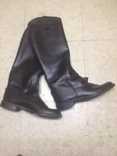Ladies Leather FIELD Boots *NEW* Black SIZE Aprox. 8 1/2