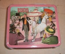 Dr. Dolittle 1968 Lunch Box with Thermos with rack