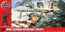 Airfix A04713 -  WW2 German Mountain Troops      1:32 Plastic Figures/Wargaming