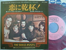 RED VINYL / THE GRASS ROOTS LOVE IS WHAT YOU MAKE IT / 7INCH 45RPM