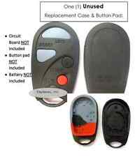 keyless remote entry alarm 282682Y905 control 99 00 clicker case button pad only