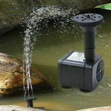 Pond Fish Tank 7V 1.12W Solar Water Panel Kit Fountain Pump GY-D-001-NS 2016