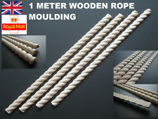 ROPE MOULDNIG BORDER TRIM LINE APPLIQUES SHABBY CHIC WOODEN  VINTAGE MOULDING