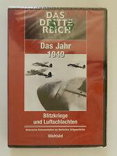 DVD Blitzkriege und Luftschlachten Das Jahr 1940 Weltbild Neu originalverpackt