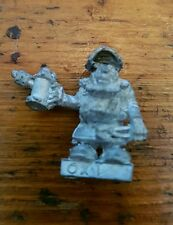 Games workshop citadel miniatures RARE OOP 1985 dwarf engineer OXI / OXY squat