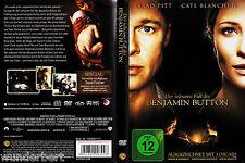 *- DVD - Der seltsame FALL des Benjamin BUTTON - PITT/BLANCHETT 159 min (2008)