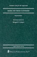 Banks and Their Customers (Oceana's Legal Almanacs: Law for the Layper-ExLibrary