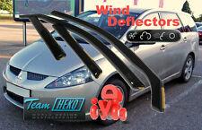 MITSUBISHI GRANDIS 5doors 2005- 2011 Wind Deflectors 4pcs HEKO (23340)