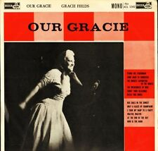 GRACIE FIELDS our gracie ACL 1042 uk decca ace of clubs LP PS EX/VG+