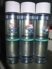 ***RARE***  (3) PHYSIQUE PURE CLARIFYING SHAMPOO 10.2 oz LOT OF 3