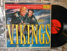 MARIO NASCIMBENE vikings ORIG US CULT MOVIE EXC