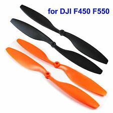 "4pcs 1045 Propeller 10"" Props CW CCW for DJI Flamewheel F450 F550 3D Flight"