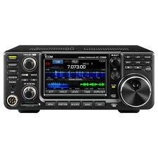 NEW ICOM IC-7300 HF+6M 100W Ham Mobile/Station Radio w/Real-Time Spectrum Scope