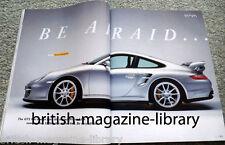 Evo 109 997 Porsche 911 GT2 SLR Ferrari F430 F40 v Cobra v Stratos v TVR Cerbera