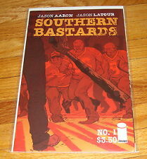 Southern Bastards #1 1st Print Image Comics Jason Aaron