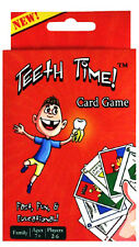 Teeth Time Dental Card Game - Created by a Dentist - Great Gift!