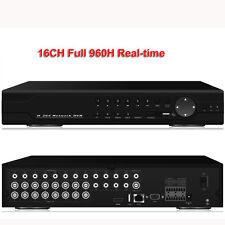 Hot Sale 16CH DVR 960H Realtime HDMI 1080P CCTV Security Surveillance System