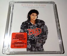Michael Jackson Bad 25 DVD Spike Lee Brand New Sealed Rare