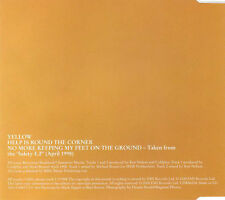 COLDPLAY - YELLOW / HELP IS AROUND THE CORNER  / NO MORE KEEPING - EU Cd Single