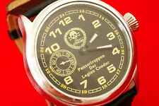 PANZERTRUPPEN Vintage Russian USSR vs Germany MILITARY style pilots watch
