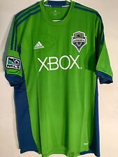 Adidas MLS Jersey Seattle Sounders Team Green sz S
