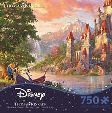 THOMAS KINKADE DISNEY DREAMS COLLECTION PUZZLE BEAUTY AND THE BEAST II 750 PCS