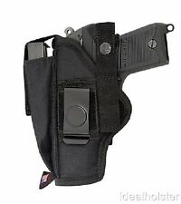 "BERSA THUNDER 9; THUNDER 40 (4.3"" barrel) HOLSTER FROM ACE CASE *MADE IN U.S.A.*"