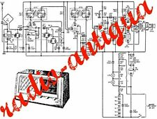 Siemens-super C 40 L.radio SCHEMA ESQUEMA or SERVICE MANUAL