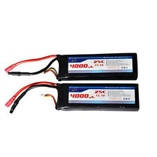 LanXiang Sky Flight 6S(3S*2) 22.2V 25C 4000mAh LiPo Battery for RC Airplane Mode