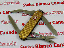 Swiss Bianco Exclusive Victorinox Rambler Coyote Brown Alox Swiss Army Knife