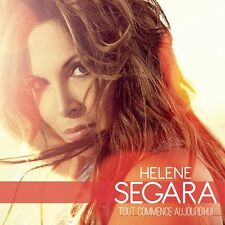 Helene Segara - Tout Commence Aujourd'hui [New CD] France - Import