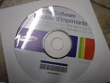 New ! Genuine Samsung CLP 620 CLP 615 Printer CD Software Drivers JC46-00454A