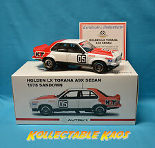 1:18 1978 Sandown - 4-Door 05 LX Torana A9X Sedan - Peter Brock