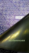 KORES BLACK Carbon Copy Typing Paper   210x330mm.50 sheets Office Craft Save