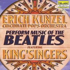 Kunzel: Perform Music of Beatles by Kunzel, Erich