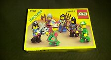 -Rare/SEALED- Lego 6103 Castle Knights Minifigures  LEGOLAND Knights 1988