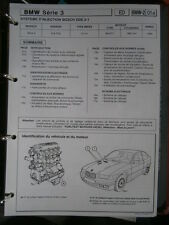 BMW 318 TDS depuis 1994 : diagnostic réglage injection Publitest BMW-2