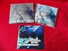 MIKU HATSUNE VOCALOID CD + POSTER / MIKU BEST IMPACTS / UK DESPATCH