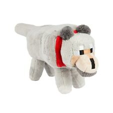 "Officiel jinx minecraft-loup - 15"" peluche"