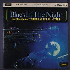 HAL SINGER: Blues In The Night LP (UK, Mono) Jazz
