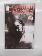 Loaded Bible Image Comic Book Jesus Christ Vs. Vampires