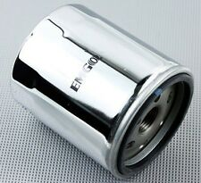 EMGO 1997-2002 Buell M2 Cyclone OIL FILTER H-D CHROME 10-82442
