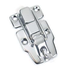 (E24) 1 Drawbolt Closure Latch for Guitar Case /musical cases ,6418 Chrome