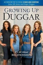 Growing Up Duggar: It's All About Relationships-ExLibrary